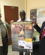 Een bezoek aan het Nairobi Lion Project in Kenia