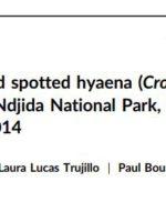 Trends in de carnivoren populaties in Bouba Ndjida NP, Noord Kameroen